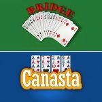 Bridge and Canasta